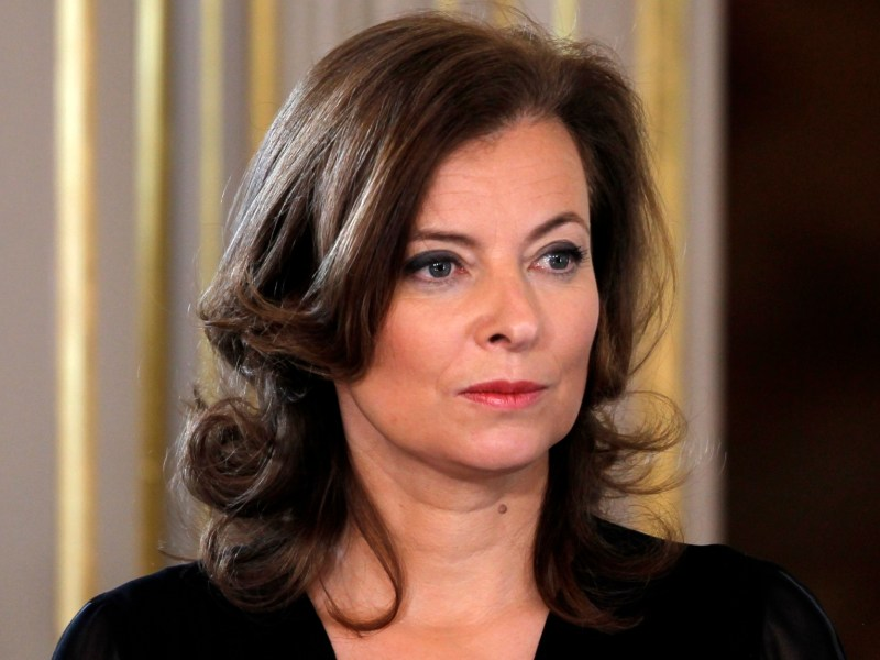 Quand Valérie Trierweiler règle ses comptes avec Laurent Ruquier sur un malentendu !