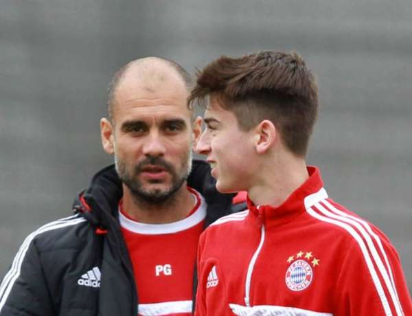 Le jeune frère de Ribéry met un but fantastique avec le Bayern