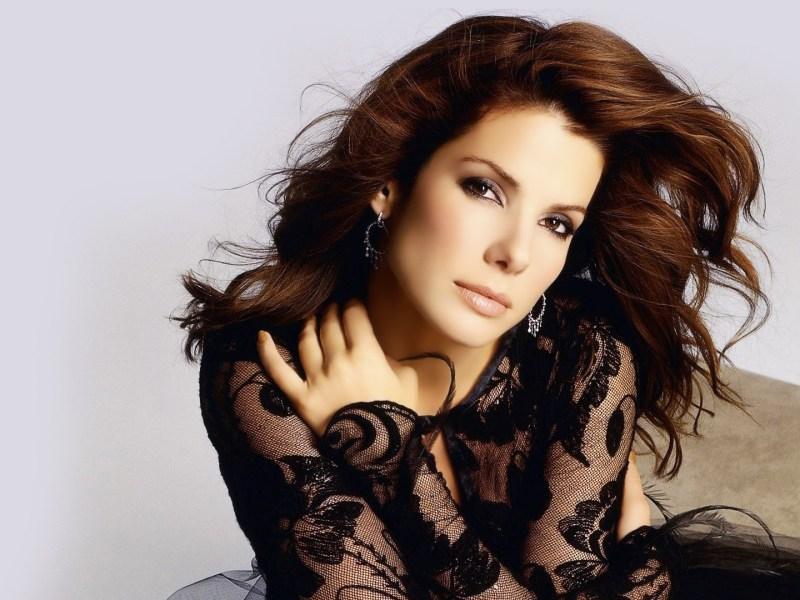 Sandra Bullock élue Plus Belle Femme De Lannée Cest