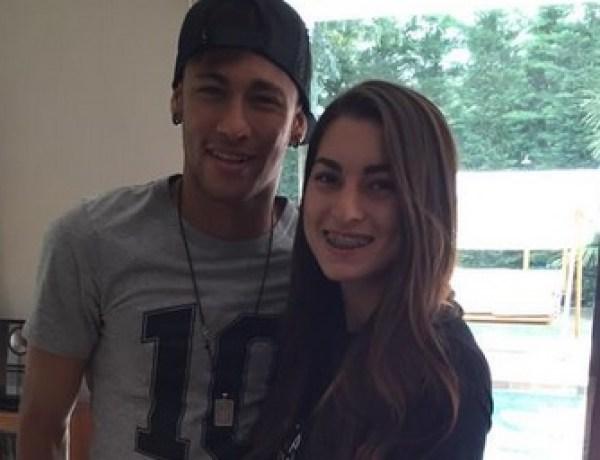 Une fan de Neymar renonce à une grosse somme d'argent afin de rencontrer le footballeur !