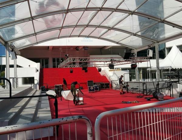 Nous étions au Festival de Cannes 2015 !