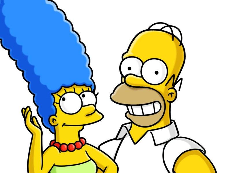 Les simpsons homer et marge divorcent bart est - Homer simpson tout nu ...