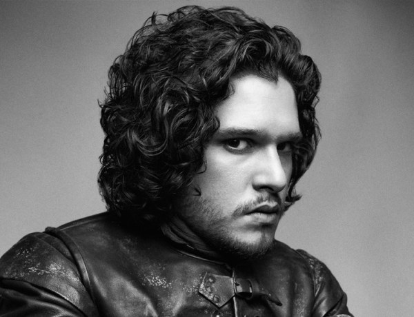 Game Of Thrones : Kit Harington se trahirait-il sur le retour de Jon Snow ?