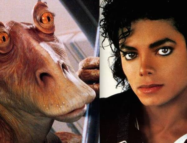 Michael Jackson devait jouer dans Star Wars !