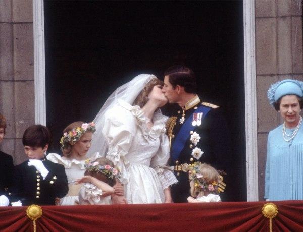 Lady Diana et le prince Charles : Des photos inédites de leur mariage dévoilées