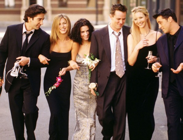 Friends : La fin alternative qui casse le mythe