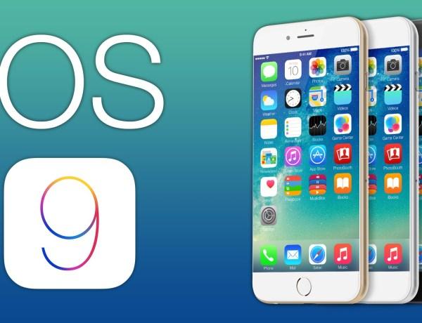 iOS 9 : Toutes les nouveautés de l'OS d'Apple