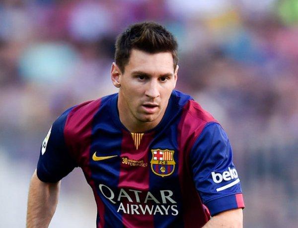 Lionel Messi blessé sera absent 7 à 8 semaines