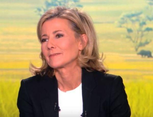 Claire Chazal : Canal+ lui a proposé un poste au Grand Journal, découvrez sa réponse
