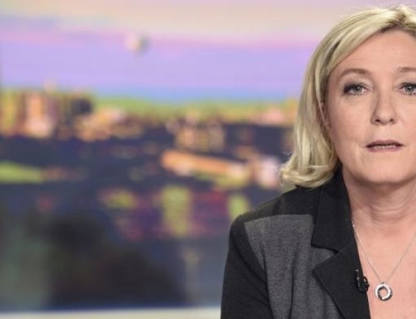 Marine Le Pen sur Twitter : « Je ne savais pas que c'était la photo de Mr Foley »