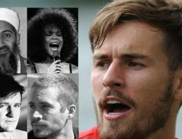 La malédiction de Ramsey : chaque fois qu'il marque un but une célébrité meurt