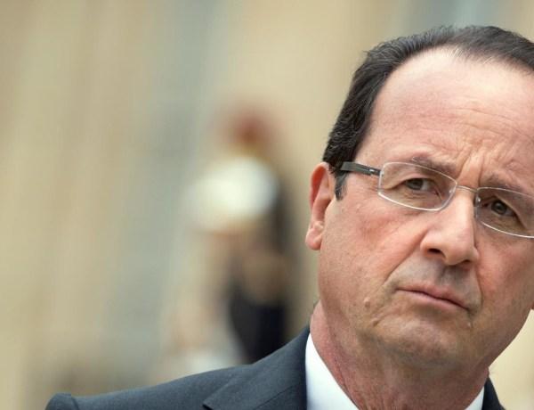 François Hollande en danger de mort au domicile de Julie Gayet