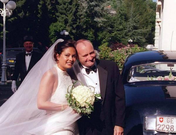 Phil Collins va se remarier avec son ex-femme