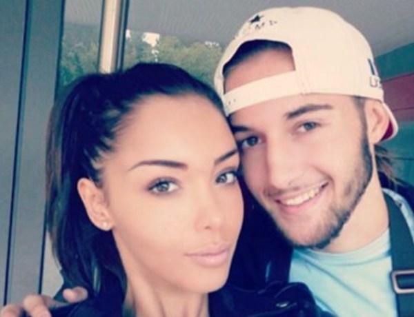 #LesAnges8 : Nabilla souhaite bon voyage à son frère Tarek