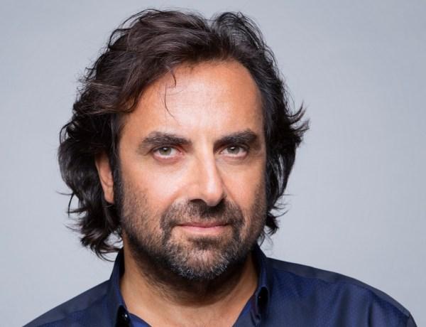 André Manoukian en deuil