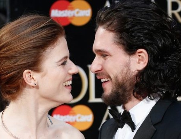 Game of Thrones : Kit Harington et Rose Leslie officialisent leur histoire d'amour