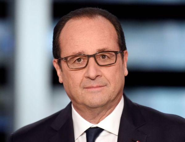 """Quand François Hollande dîne… avec la star de """"Une Nounou d'enfer"""""""