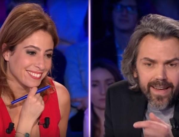 #ONPC: Aymeric Caron taquine Léa Salamé sur les rumeurs de son départ