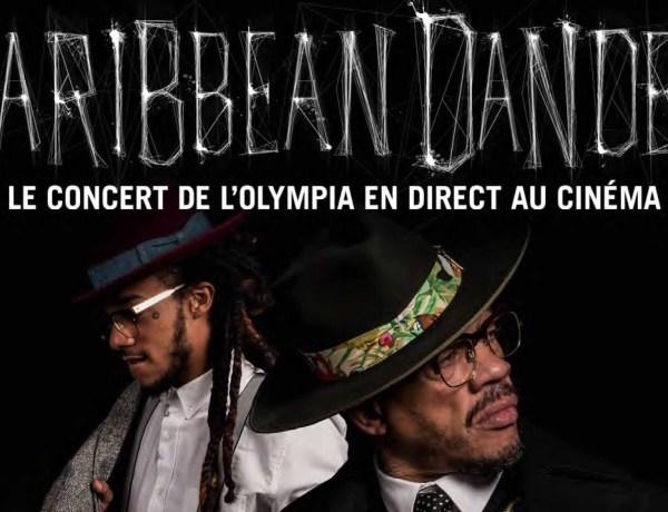Caribbean Dandee : JoeyStarr pour un concert évènement de l'Olympia à votre cinéma