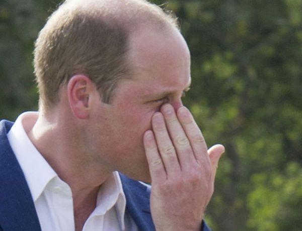Hommage à Lady Diana : Le prince William ému aux larmes