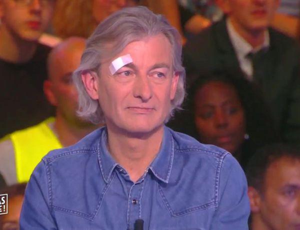#TPMP : Gilles Verdez a « des maux de têtes » et « des insomnies » depuis l'affaire de la gifle