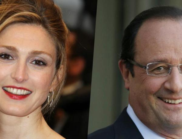 Quand Julie Gayet parle mariage avec François Hollande