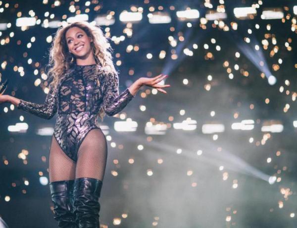 La réaction pour le moins insolite d'un spectateur au concert de Beyoncé