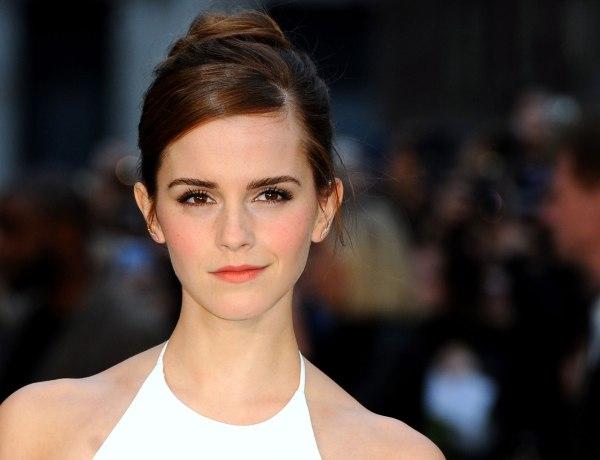 Emma Watson n'est pas si innocente qu'elle en a l'air…