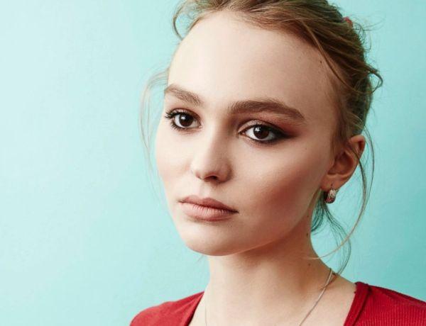 Lily-Rose Depp : Son adorable message de soutien à Johnny Depp