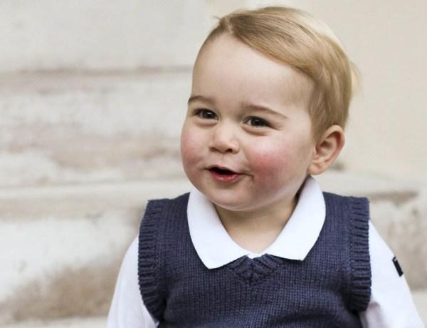 Découvrez le craquant sosie du prince George de Cambridge