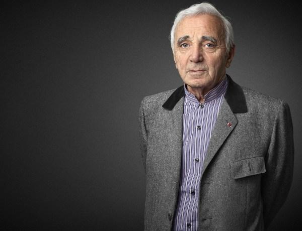Charles Aznavour choque en proposant un «tri» des migrants