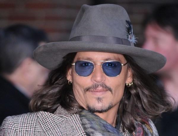 Johnny Depp et ses enfants rendent hommage à la mère de l'acteur