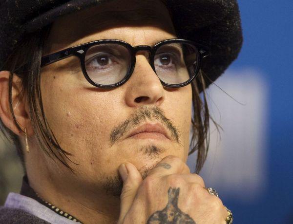 Johnny Depp met en vente sa somptueuse propriété de Venise