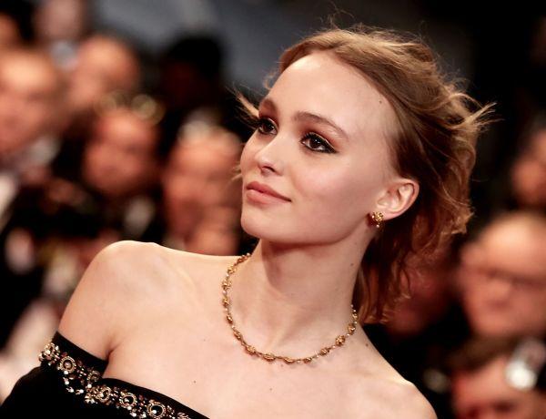 Lily-Rose Depp fraîche et naturelle pour Chanel