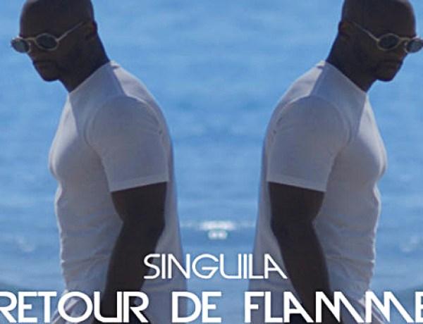 Concours : Gagnez votre exemplaire de « Retour de flamme », le dernier single de Singuila