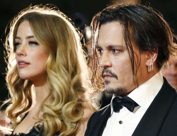 Johnny Depp et Amber Heard ont conclu un accord à l'amiable !