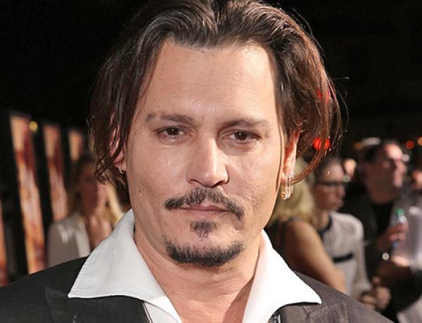Johnny Depp pousse un ouf de soulagement
