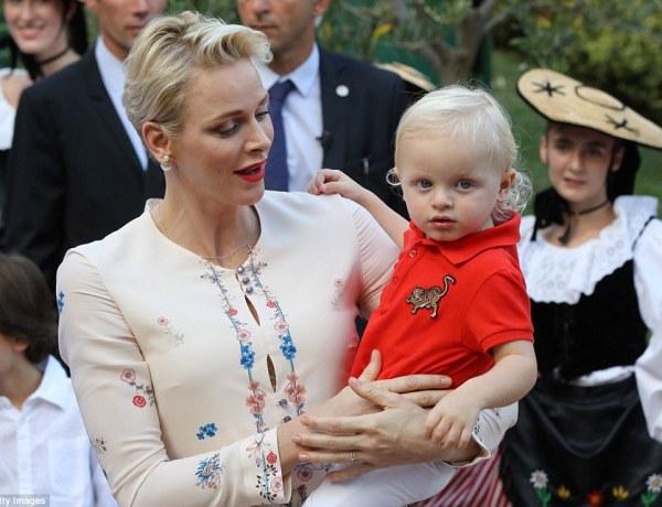 Charlène de Monaco maman comblée aux côtés de son prince Jacques