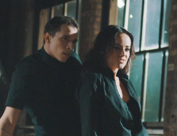 Chris Marques fait danser Alizée et Grégoire Lyonnet dans un nouveau clip