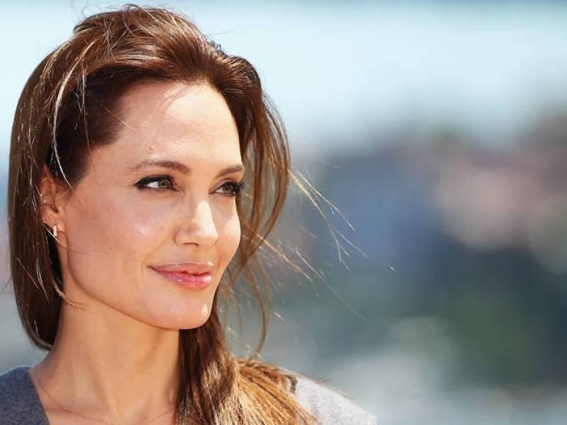Angelina Jolie : Première apparition depuis l'annonce de son divorce