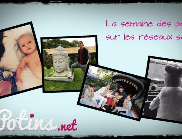 La semaine des people : Céline Dion s'éclate en famille !