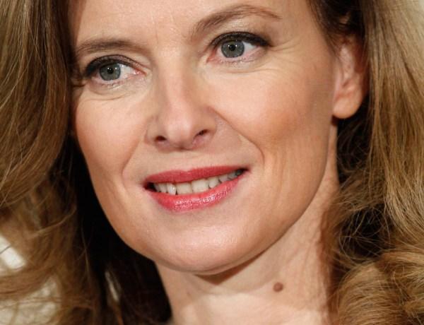 Valérie Trierweiler approuve, pour une fois, François Hollande