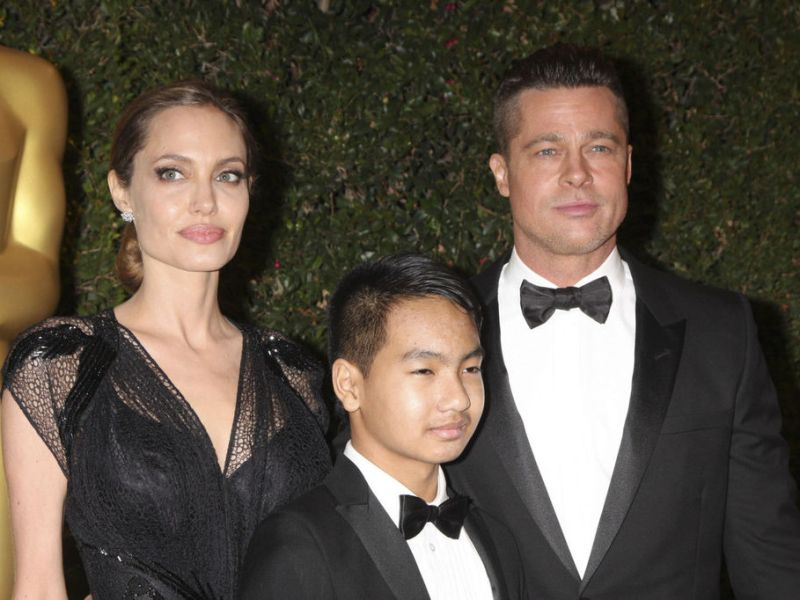 Brad Pitt blanchi par les services sociaux, Angelina Jolie n'a pas dit son dernier mot
