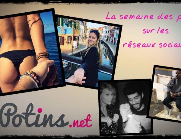 La semaine des people : #SS10, Mélanie et ses photos dénudées affolent la toile