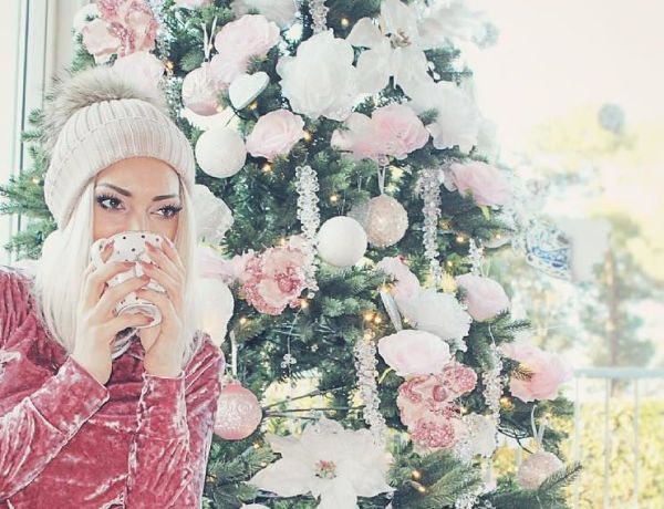 Top 10 : Les plus beaux sapins de Noël des stars
