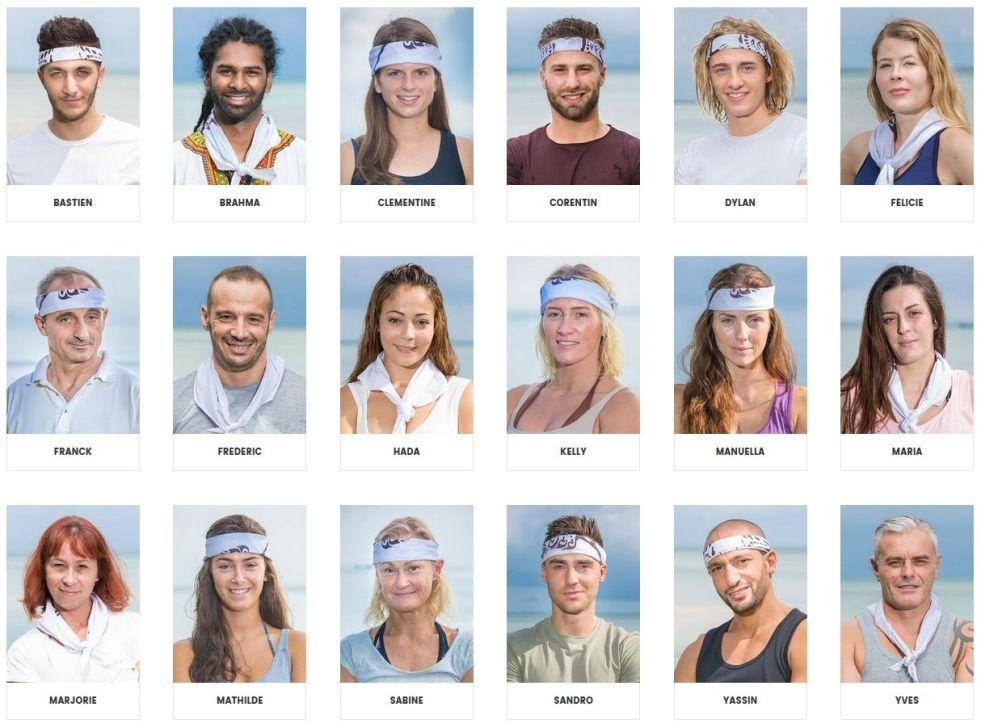 Koh-Lanta : Découvrez les candidats et les premières images de la nouvelle saison !