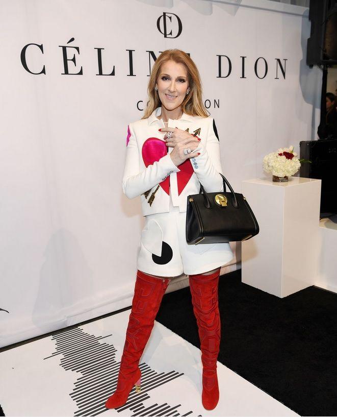 Céline Dion « plus forte » depuis la mort de René Angelil
