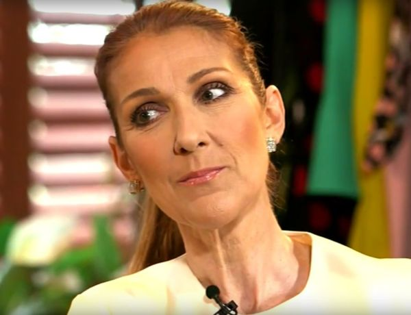 Céline Dion se lâche le temps d'un shooting photo !