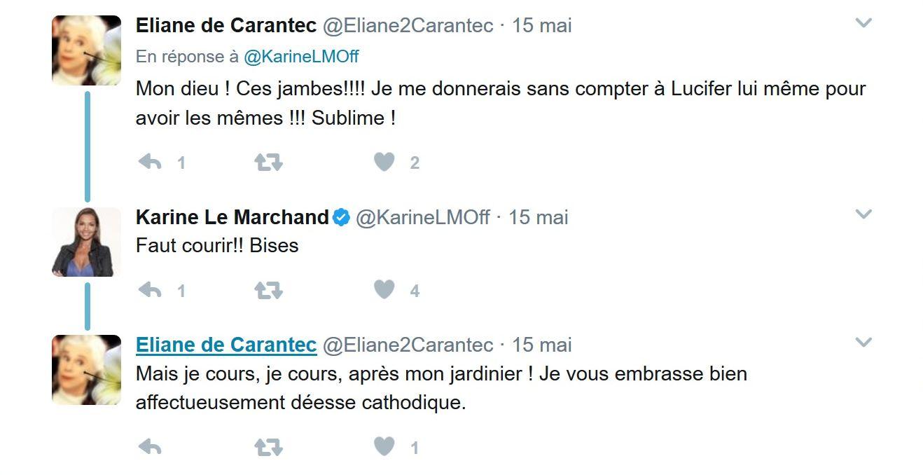 Karine Le Marchand : Sexy pour la prochaine saison de « L'Amour est dans le pré »