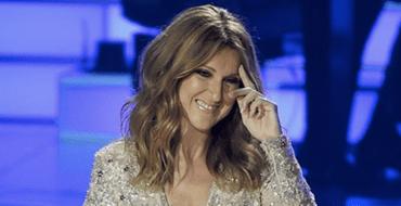 Céline Dion très coquine avec un fan !